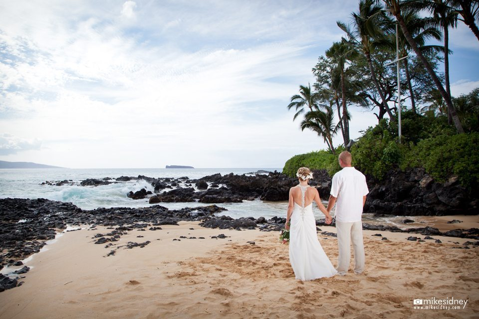 Makena Beach Resort Wedding