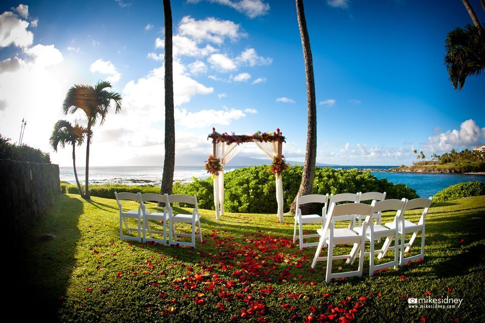 Find the best maui wedding location or private estate for Maui wedding locations