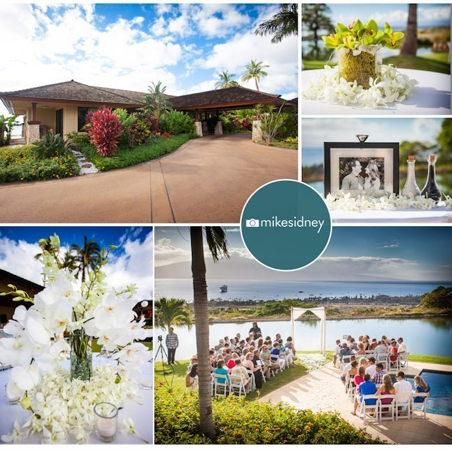 Maui Wedding Coordination ~ Ocean View Pu'unoa Estate
