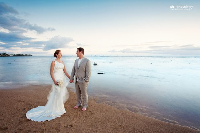 Maui's Angels Weddings Featured on Borrowed and Blue!