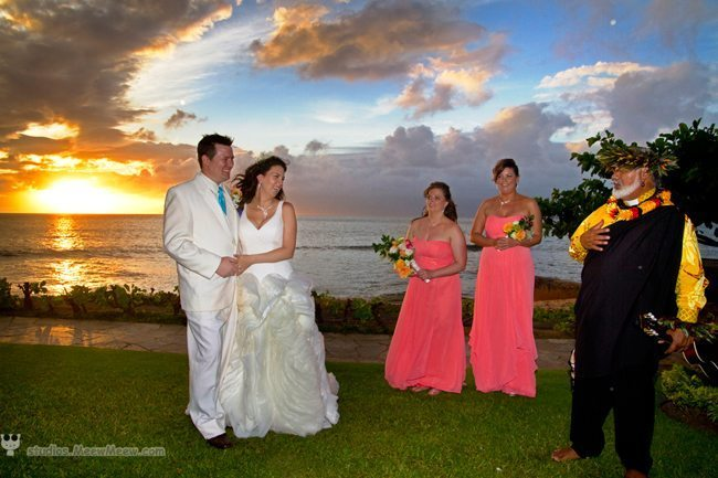 Aston Kaanapali Shores Maui Wedding Coordination