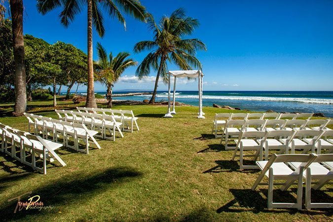 Olowalu Plantation House Maui Wedding Coordinator