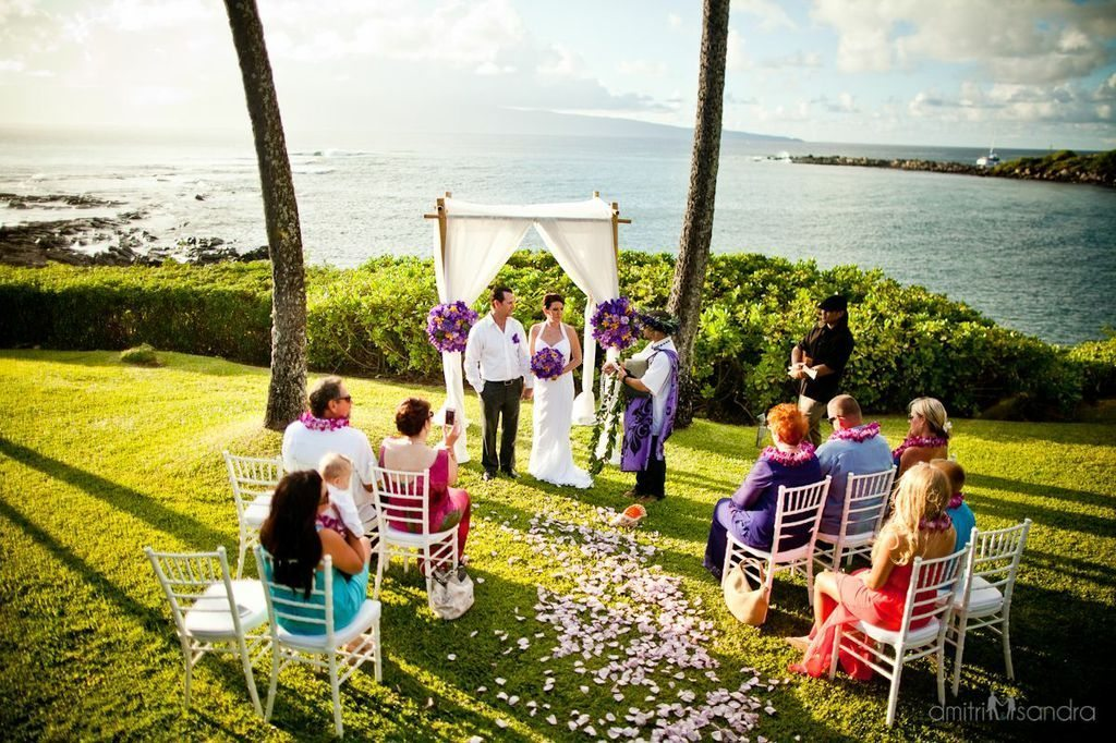 Merriman's Kapalua West Maui Wedding Location