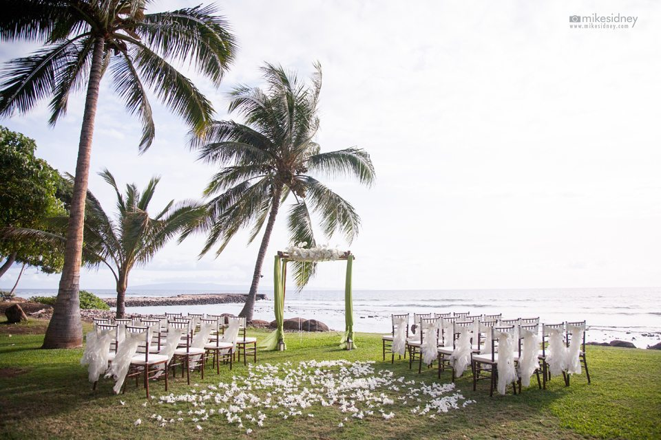Romantic maui wedding venues and private estates mauis angels weddings junglespirit