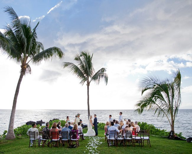 Romantic maui wedding venues and private estates for Maui wedding locations
