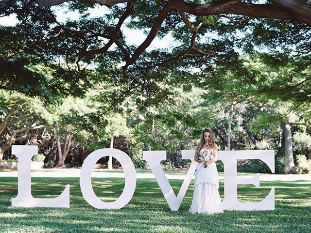 Olowalu Plantation House Vintage Maui Wedding Rentals