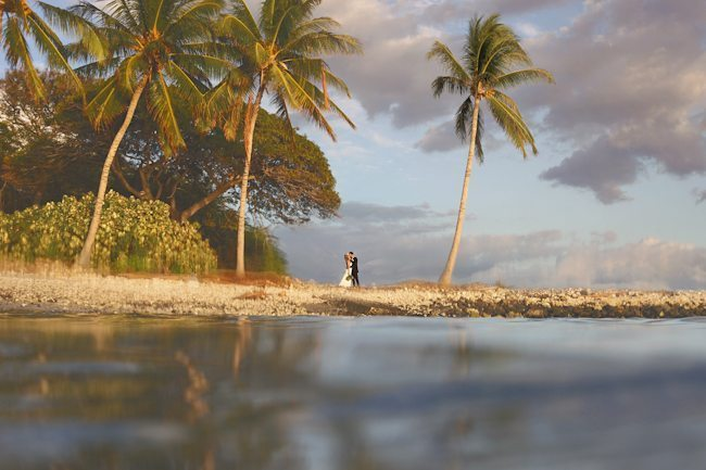 Modern Wedding Magazine Olowalu Maui Wedding Feature