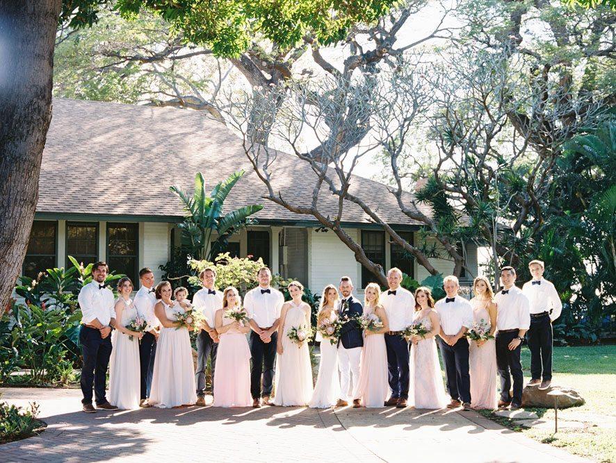 Full service Maui wedding planner