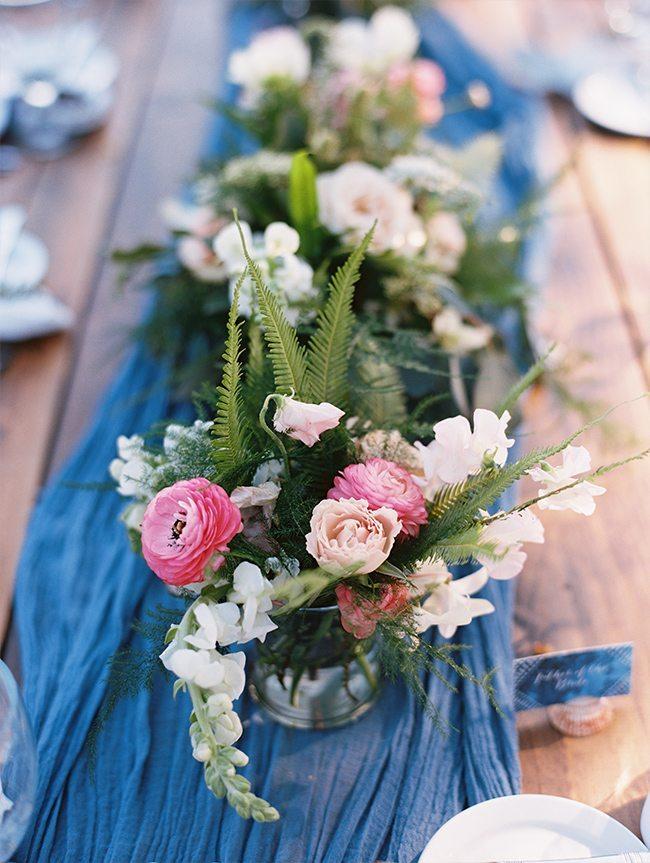 Floral arrangements Maui customized wedding