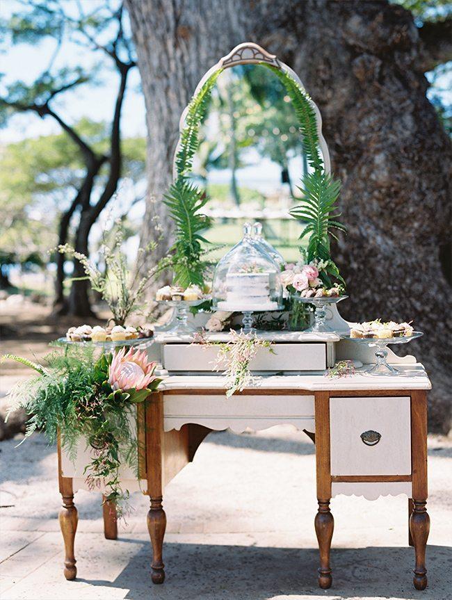 Customized Maui wedding
