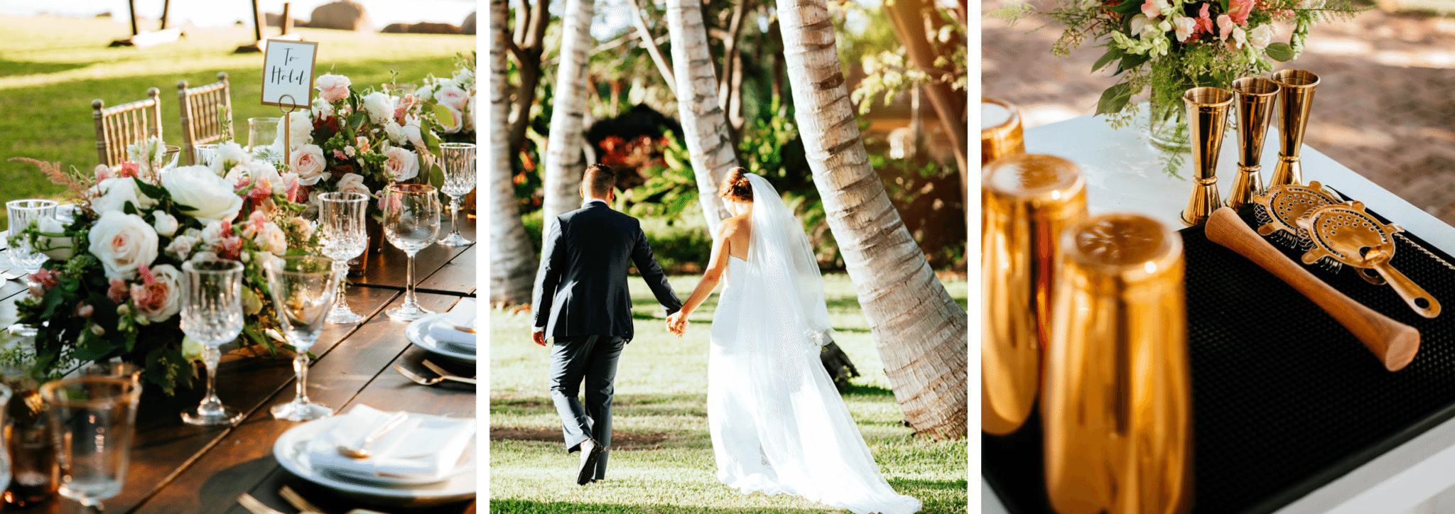 Hawaii Wedding Details | Destination Wedding Planner Maui | Maui's Angels