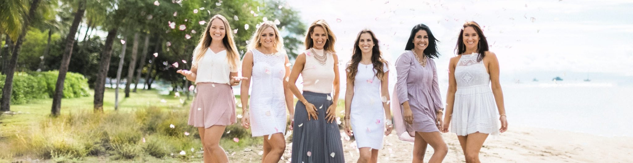 Maui's Angels Wedding Planners Team Photo | Maui Wedding Planners | Maui's Angels