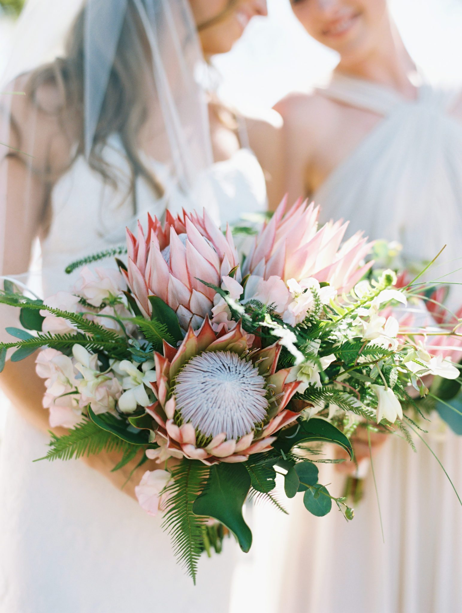 Tropical Bouquet in Hawaii | Maui Destination Wedding Planners | Maui's Angels