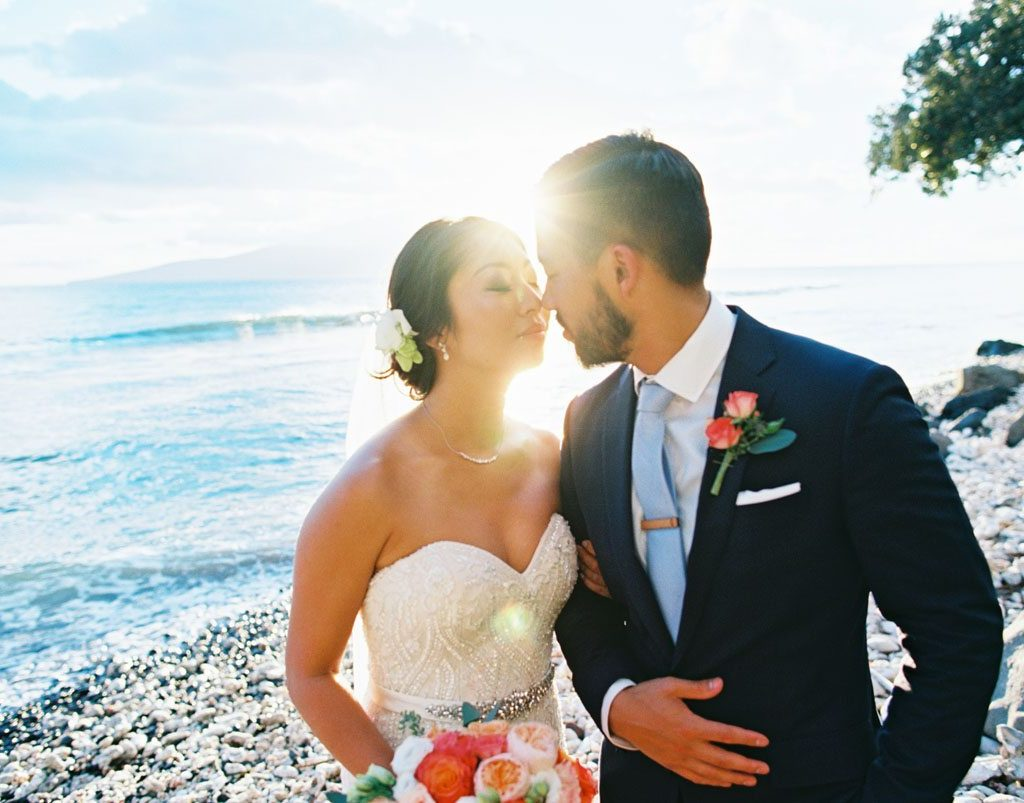 Maui Wedding Bliss at Olowalu Plantation Estates