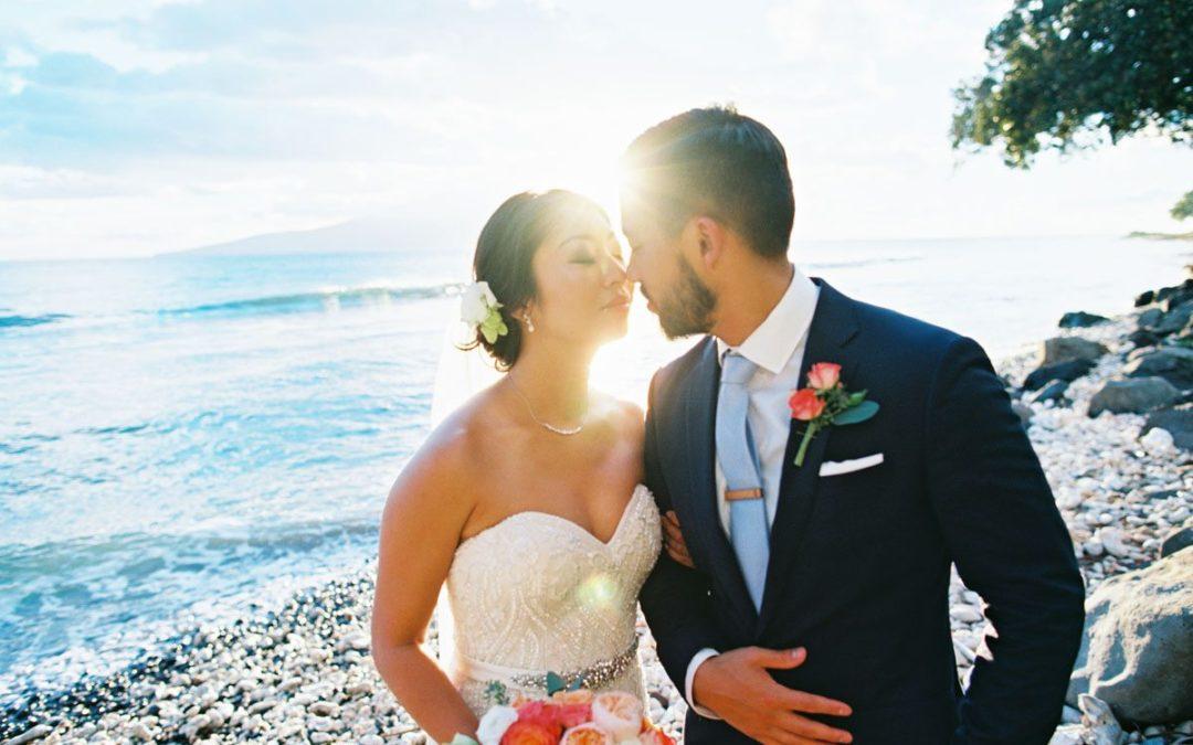 Maui Wedding Bliss at Olowalu Plantation Estate