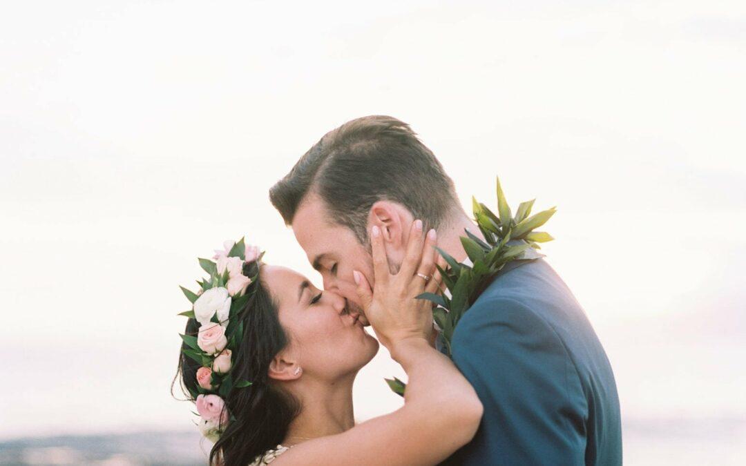 A Maui Wedding in True Hawaiian Style