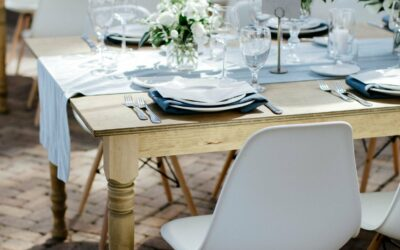 "How To Design the Perfect Tablescape For Your Wedding Day ""I Do's"""