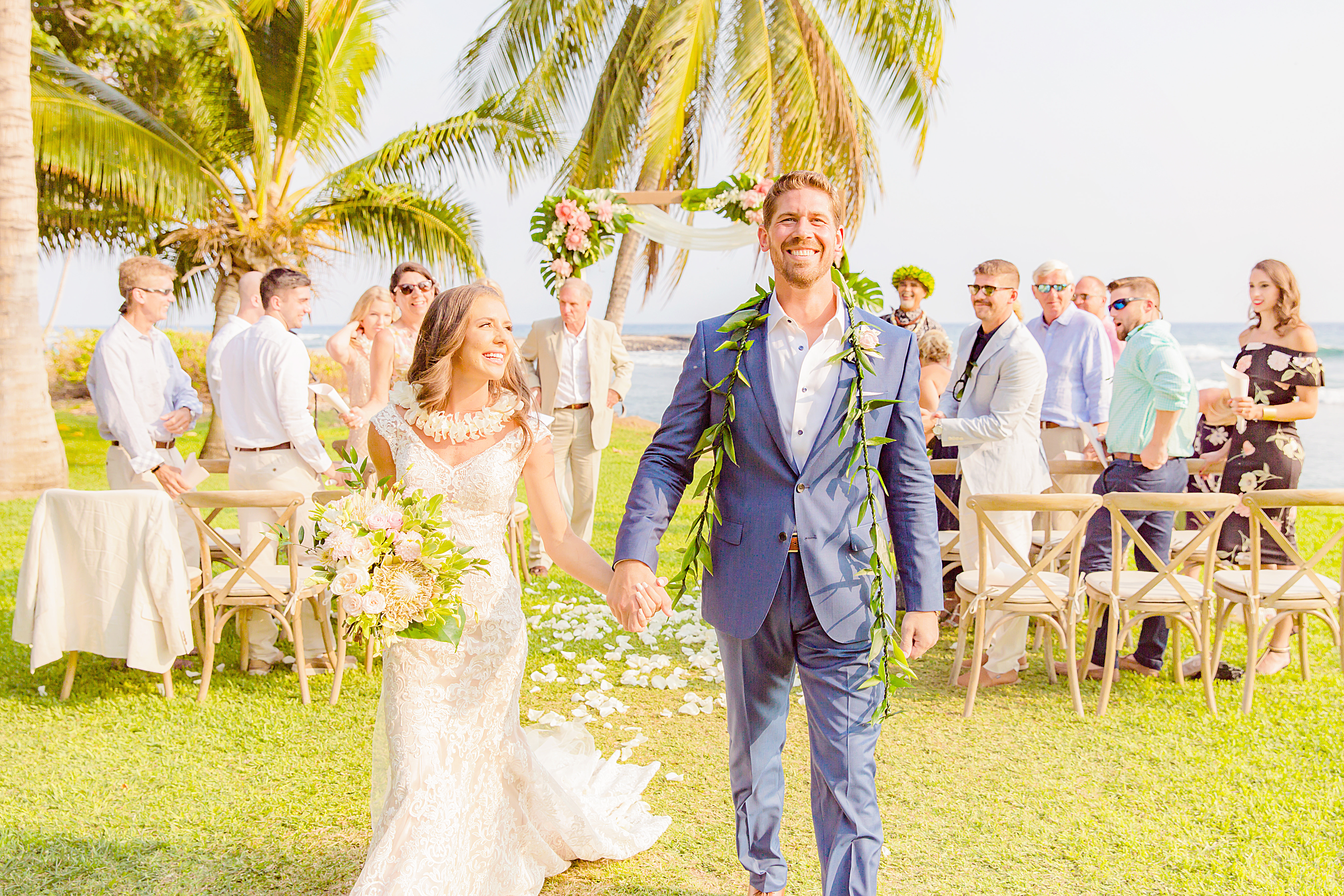 Maui Wedding Ceremony | Destination Wedding in Maui | Maui Wedding Planner | Maui's Angels blog