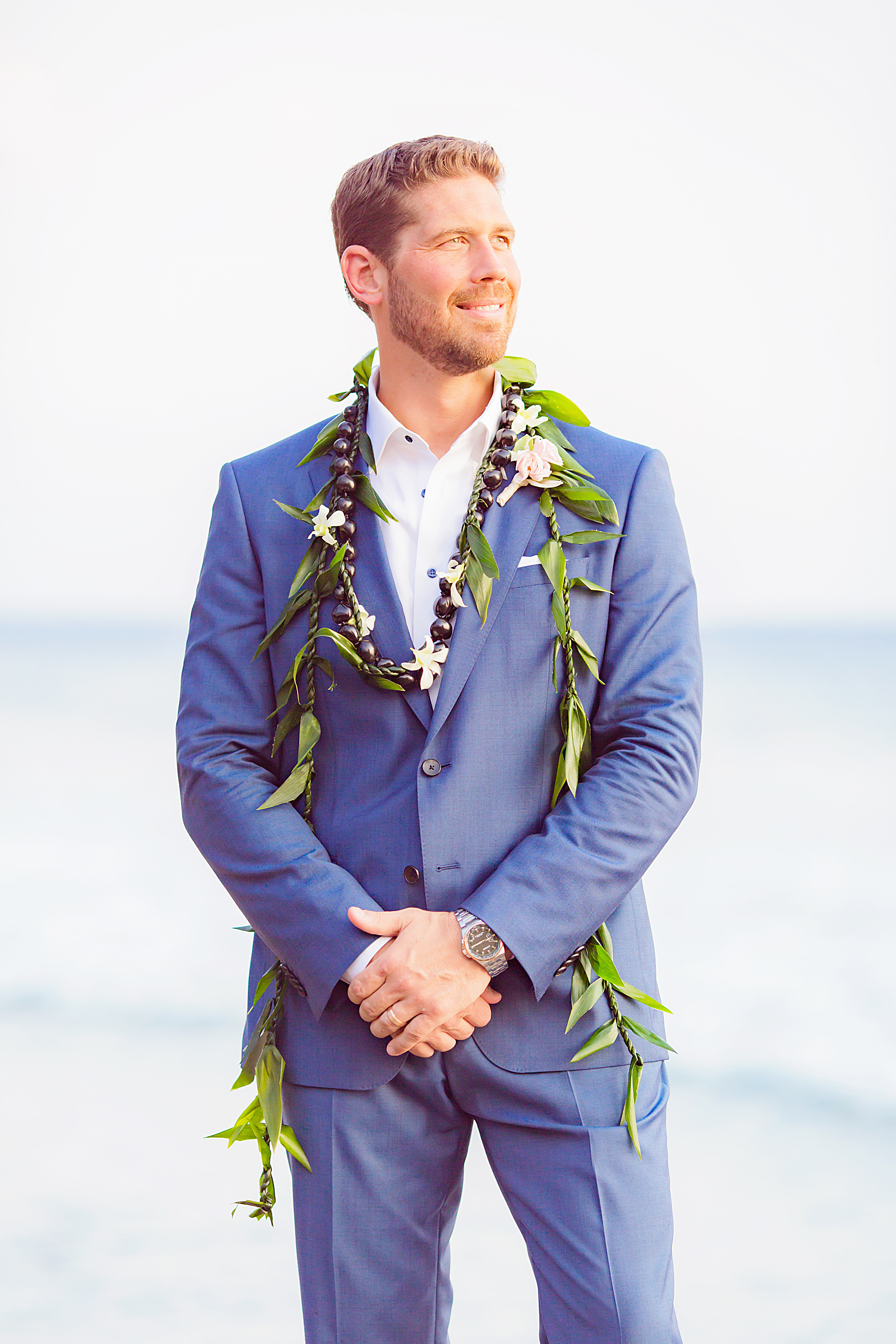 Maui Groom Portrait | Destination Wedding in Maui | Maui Wedding Planner | Maui's Angels blog