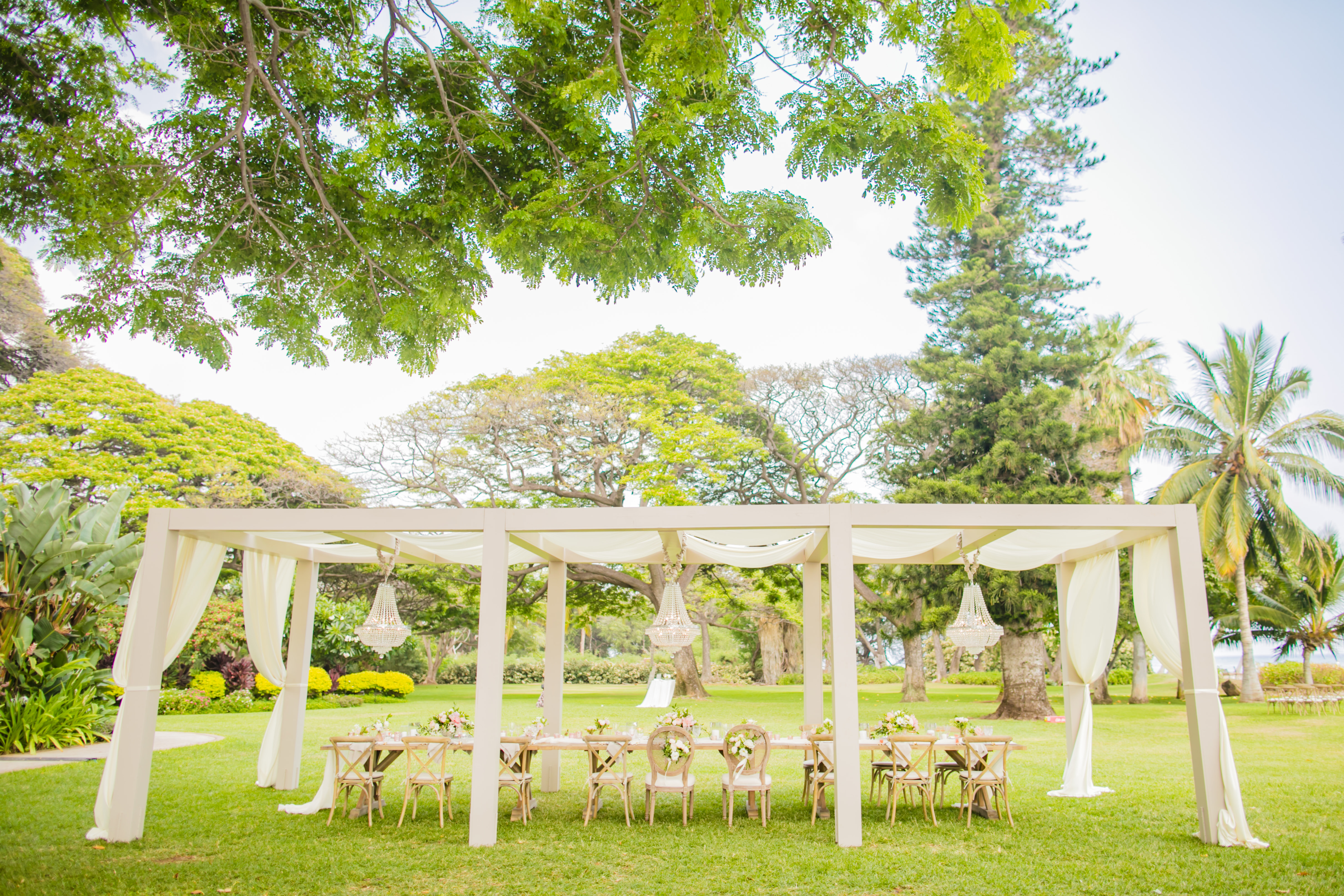 Maui Wedding Reception | Destination Wedding in Maui | Maui Wedding Planner | Maui's Angels blog