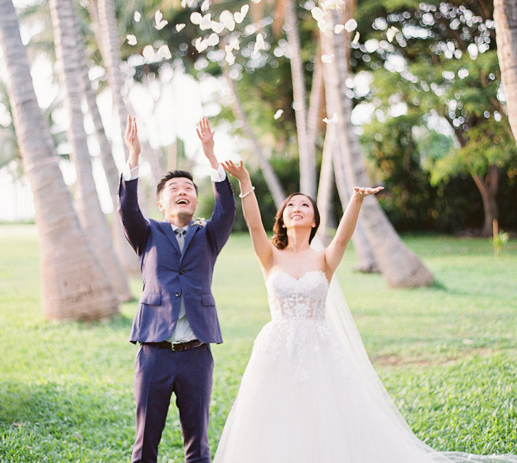Rebecca + Charles | Dreamy Maui Destination Wedding